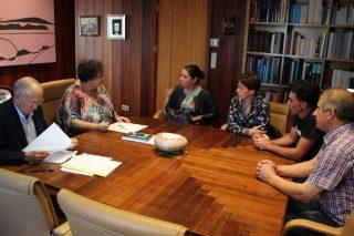 El SLG denuncia ante la Valedora do Pobo la «indefensión» de las granjas gallegas frente a los ataques de la fauna salvaje