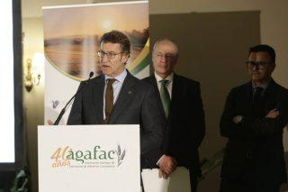 Los fabricantes gallegos de piensos celebran su 40 aniversario