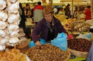 Fin de semana para disfrutar de los productos del otoño en Allariz