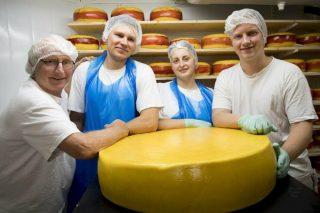 Los quesos gallegos logran 16 medallas en los World Cheese Awards 2018