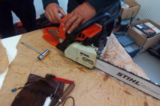 Claves para un mantenimiento adecuado de la motosierra que facilite el manejo