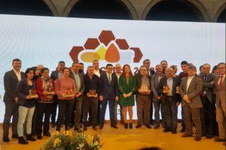 Premiados en la XXI Cata de los Quesos y en la XVII Cata de las Mieles de Galicia
