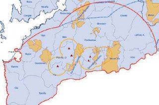Siete nuevos positivos de nematodo del pino en el sur de Pontevedra