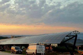 Energías renovables para explotaciones ganaderas y viviendas del rural