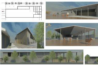 Así será la Granja Experimental de Leche del Campus Terra de Lugo
