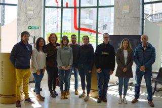Alumnado de la Fundación Belarmino Fernández visita la DO Monterrei