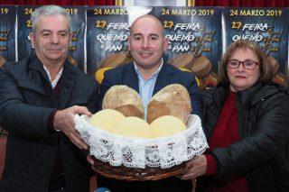 Friol se convertirá este domingo en la capital gallega del queso y del pan
