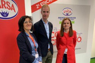 Convocados los premios de Larsa y USC para innovaciones en productos lácteos