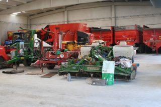 Concedidas 24 ayudas para maquinaria agrícola en régimen asociativo