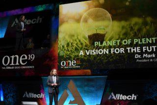 Nuevas fechas para Alltech ONE Ideas Conference: del 22 al 24 de junio