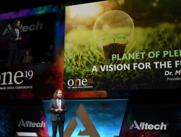 Ya están disponibles las ponencias del The Alltech Ideas Conference