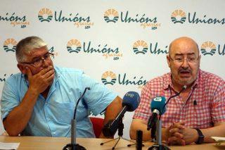 Unións acusa a Leche Celta de «prácticas mafiosas» con las granjas, en pleno confinamiento