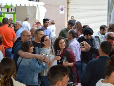 Éxito de visitantes y degustaciones en la Feira do Viño de Monterrei