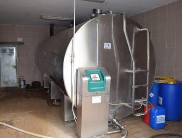 Desarrollan un sistema para controlar en tiempo real la temperatura en el tanque
