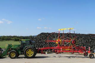 Agricultura subvenciona el coste de los avales para la compra de maquinaria agrícola