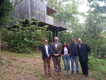 Las Cabañas de Broña, ejemplo de integración en el entorno