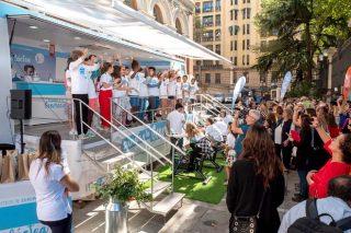 La Inteprofesional lanza la campaña 'Generación Láctea', que recorrerá 30 ciudades de España