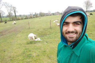 «Al estar en una granja de fuera ves otras formas de trabajar y valoras lo que hacemos aquí»