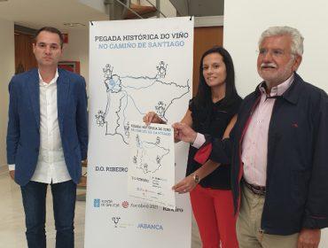 Jornadas sobre «La huella histórica del vino en el Camino de Santiago»