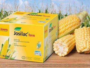 Josilac® Ferm, el aliado contra el recalentamiento del silo de maíz