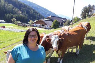 """""""Austria es el país de la Unión Europea con mayor porcentaje de jóvenes en la ganadería y agricutlura"""""""
