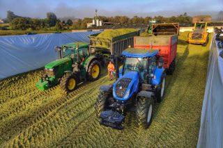 Las 12 claves para una buena conservación de los silos de maíz