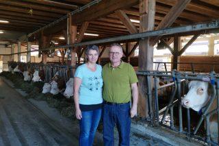 Ganadería Fischer, un rebaño en la élite de las granjas ecológicas de Austria