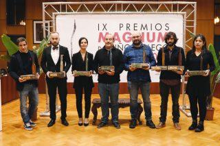 Lista de ganadores de los Premios Magnum do Viño Gallego