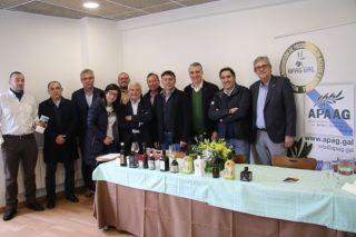 El aceite de oliva gallego ya cuenta con un sello que garantiza su origen