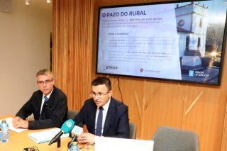 La Xunta destinará 10 millones para convertir el Pazo de Quián en el «espejo del rural gallego»