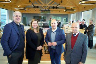 Carne de rubia gallega ecológica de Friol para el mercado europeo
