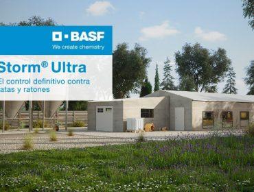 Nuevo rodenticida: BASF Storm® Ultra, con mayor eficacia contra ratas y ratones