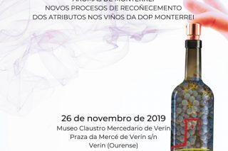 Taller práctico sobre cómo reconocer los atributos de los vinos de Monterrei