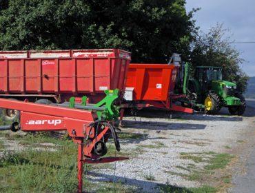 Un millar de productores, beneficiarios este año del Plan Renove de maquinaria