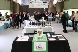 Los vinos de la D.O.Ribeiro brillan en Madrid