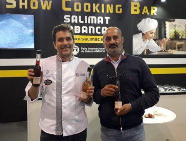 «El vinagre es un producto que aún no se valora en Galicia»