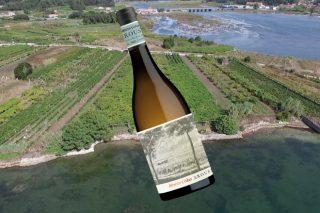 """Martín Códax presenta su albariño """"Arousa"""", procedente de pequeños viñedos al lado del mar"""
