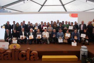 Los mejores quesos y mieles de Galicia en 2019