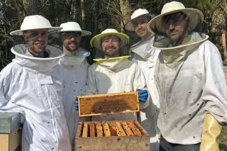 Ouro Puro, ideas imaginativas para explotar la miel de eucalipto de A Mariña