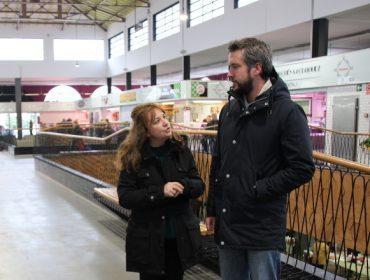 El ayuntamiento de Lugo no cobrará el alquiler de los puestos de la plaza y del mercado municipal