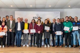81 bodegas de la DO. Ribeiro reciben un certificado internacional de calidad