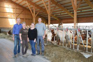 ¿Es posible una granja nueva y competitiva para más de 50 vacas por menos de 50.000 euros?