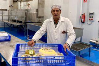 Casa Zolle, un nuevo impulso para los quesos de Friol