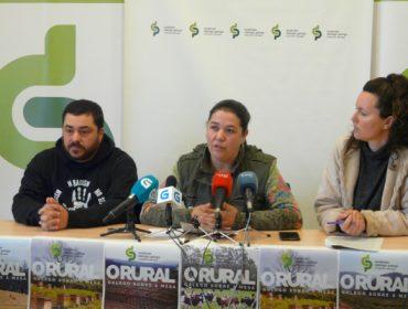 Campaña del Sindicato Labrego para poner el rural gallego sobre la mesa