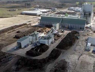 Greenalia arranca la central de biomasa de Curtis