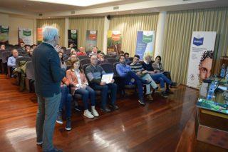 Bayer presenta en Galicia su nuevo catálogo de fitosanitarios para la viña y de herbicidas para el maíz