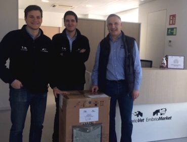 España exporta a Estados Unidos los primeros embriones de ganado bovino