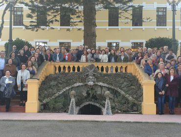Clun reúne en Ribadeo a más de 80 socias con motivo del Día de la Mujer