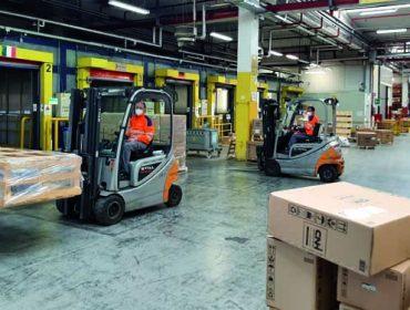 New Holland garantiza su servicio de piezas y recambios
