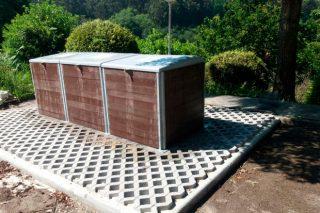 La escuela de capataces de Lourizán se suma al compostaje e incorpora un centro comunitario